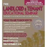Landlord Training Dec 2015 Flyer (2)
