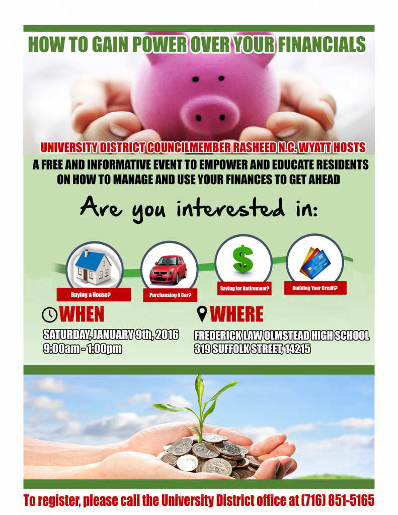 UniversityDistrictFinancialWorkshop