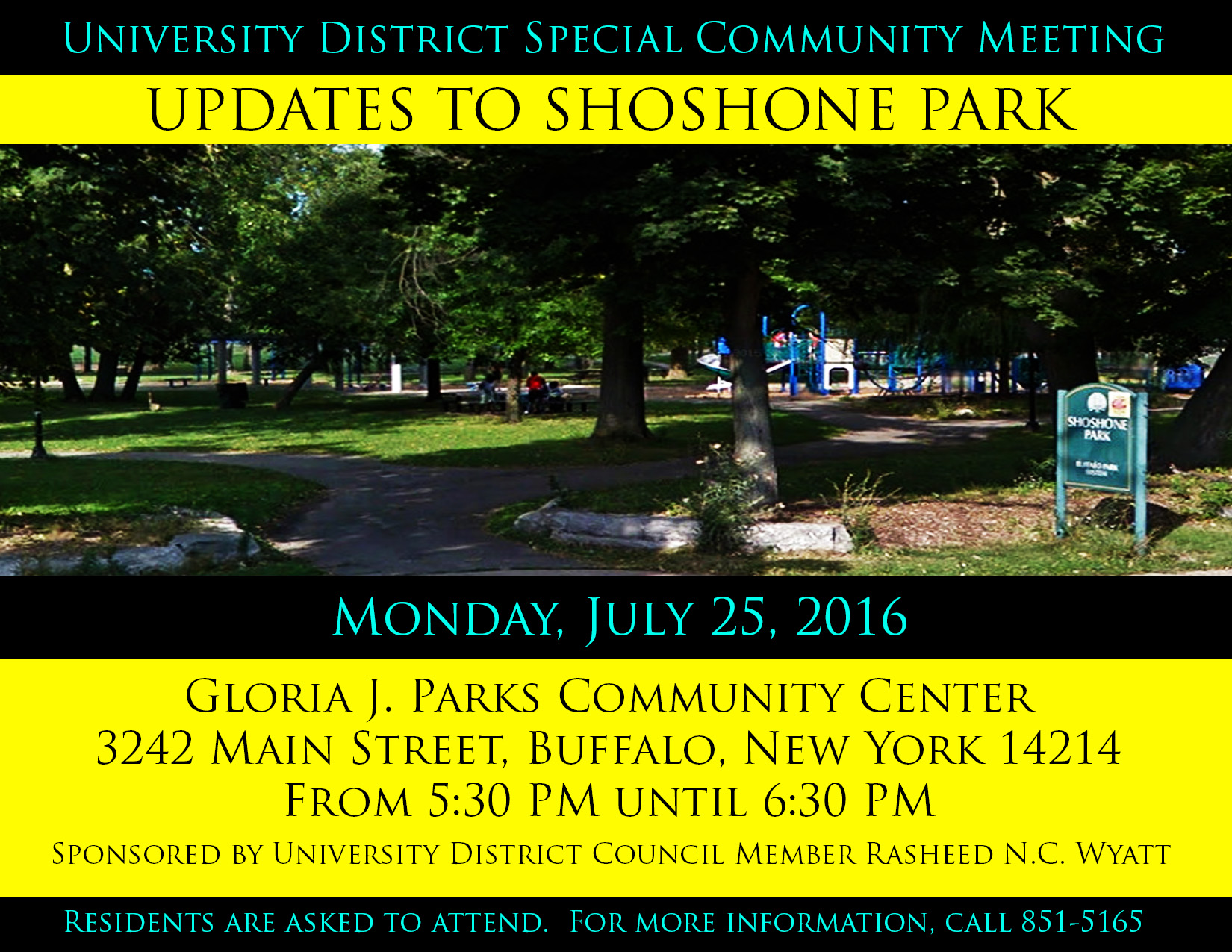 shoshone postcard colo (5)- Updates to Shoshone Park