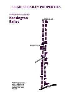 Ken Bailey Target Area